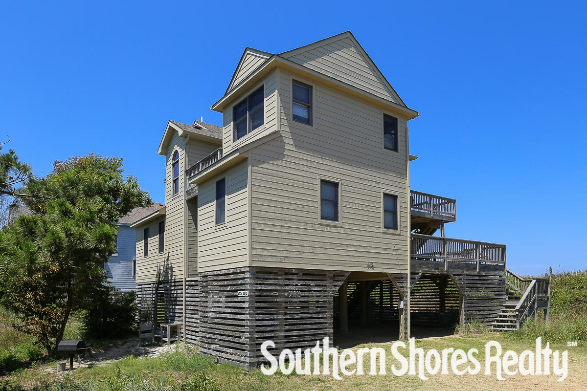 Outer Banks Vacation Rentals - 1172 - SEASIDE TREASURE