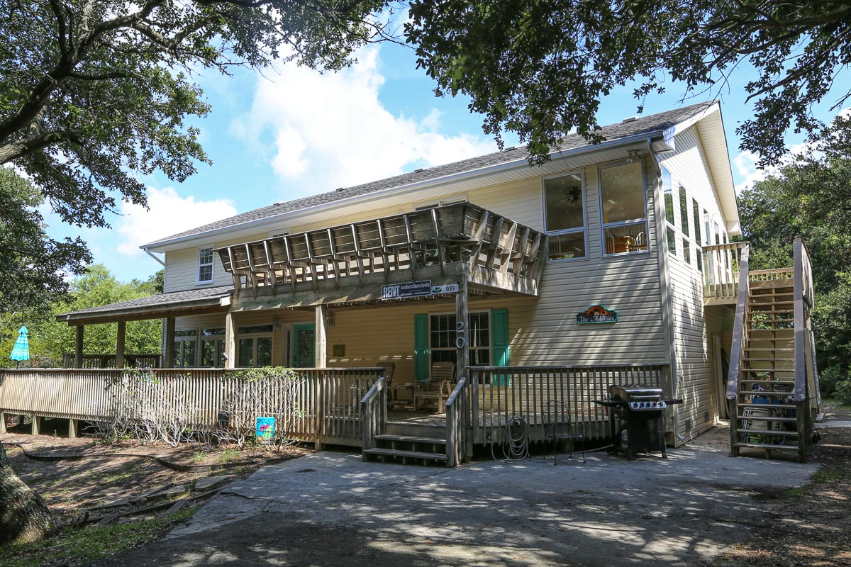 Outer Banks Vacation Rentals - 0039 - THE ADDITION
