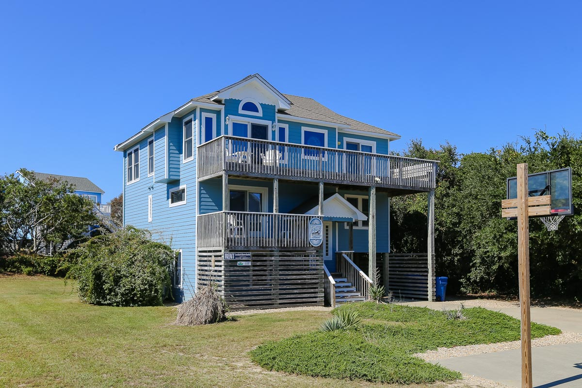 Outer Banks Vacation Rentals - 0112 - THE PORTER HOUSE