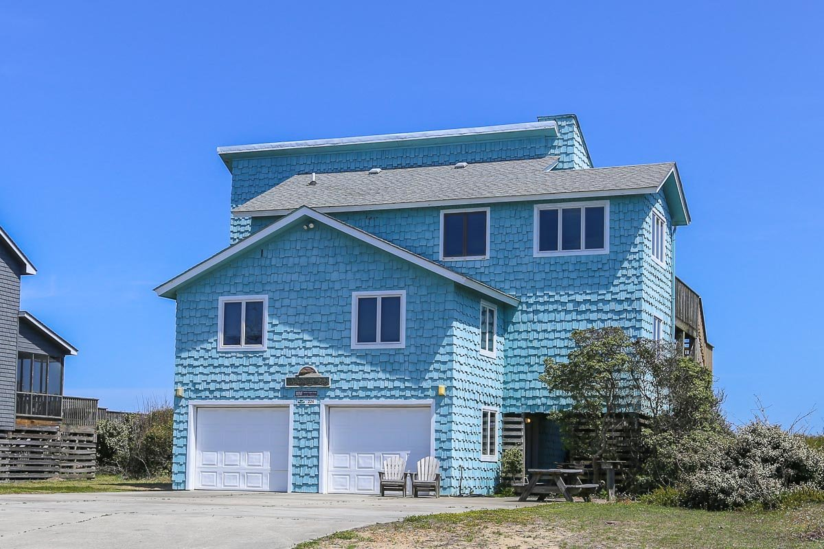 Outer Banks Vacation Rentals - 0226 - SHANGRI-LA