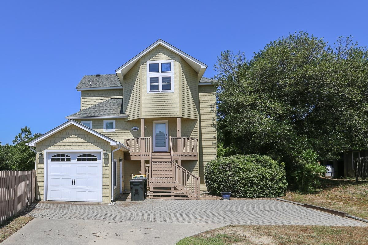 Outer Banks Vacation Rentals - 0497 - TOP OF THE HILL
