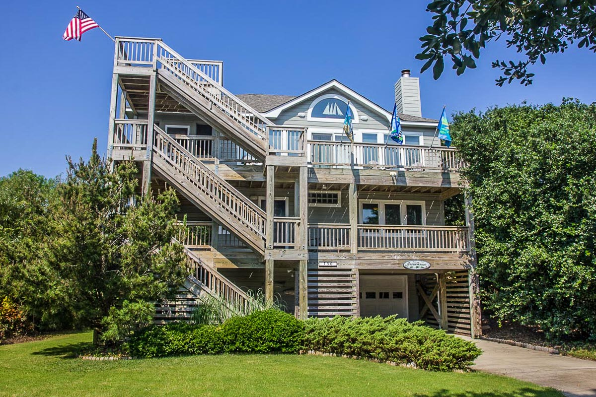 Outer Banks Vacation Rentals - 1228 - TIME AND TIDES