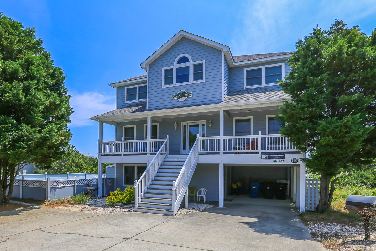 Outer Banks Vacation Rentals - 1204 - SUNSET VIEWS