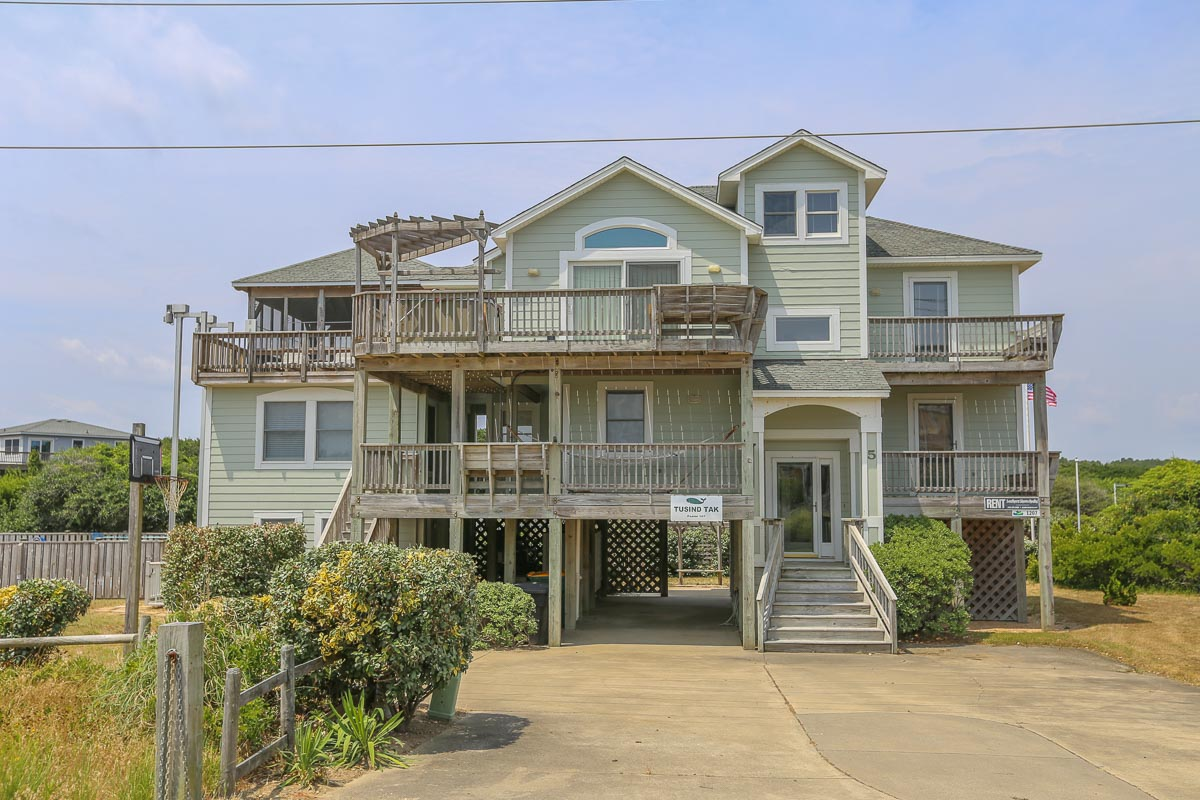 Outer Banks Vacation Rentals - 1207 - TUSINDTAK II