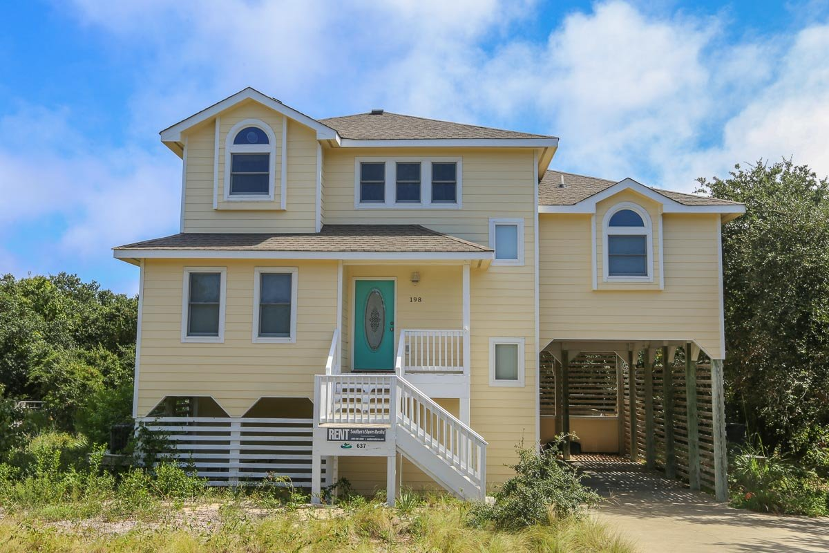Outer Banks Vacation Rentals - 0637 - STEALING TIME