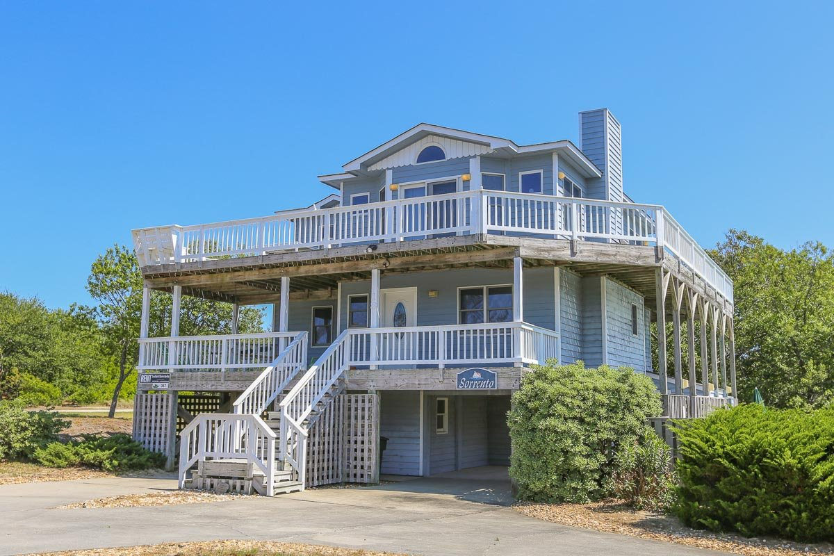 Outer Banks Vacation Rentals - 0357 - SORRENTO