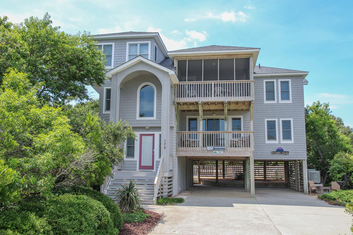 Outer Banks Vacation Rentals - 1057 - STARRY NIGHTS