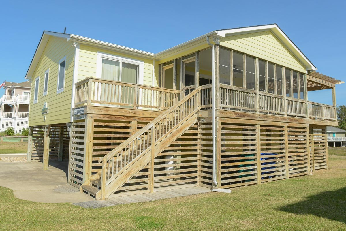 Outer Banks Vacation Rentals - 0516 - SECOND WIND