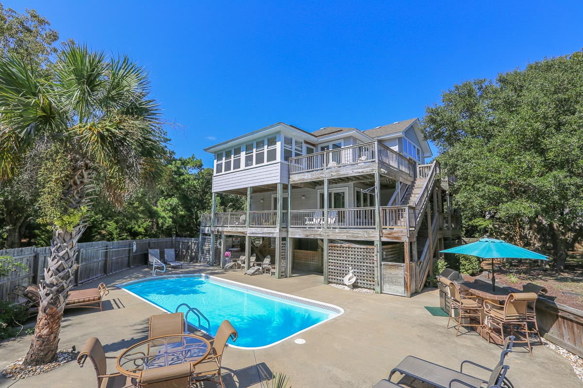 Outer Banks Vacation Rentals - 1073 - TWO PALMS