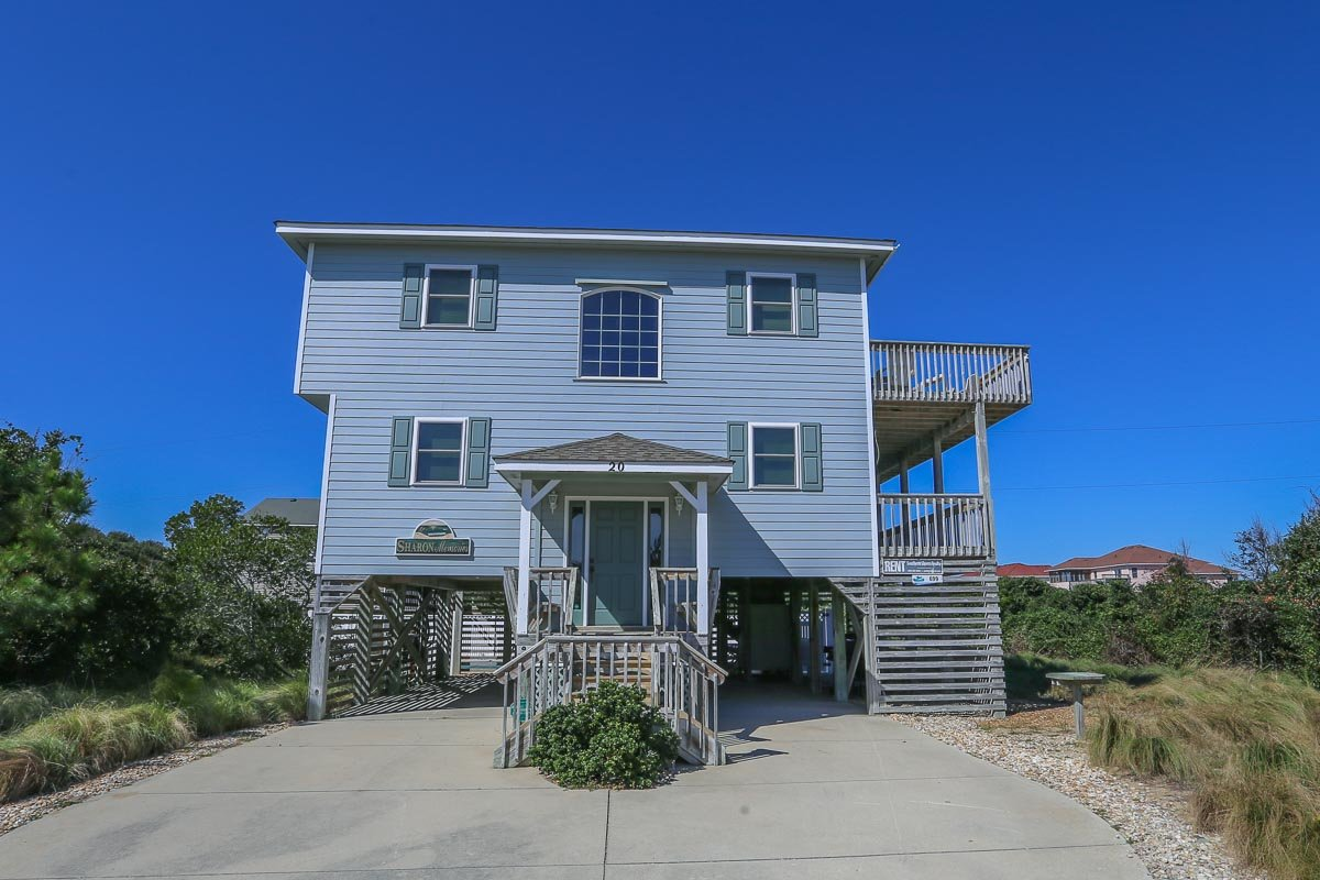Outer Banks Vacation Rentals - 0699 - SHARON MEMORIES