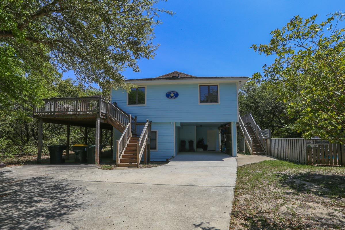 Outer Banks Vacation Rentals - 1214 - THE GREAT ESCAPE