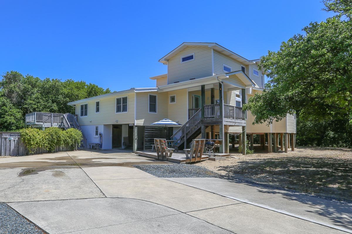 Outer Banks Vacation Rentals - 0585 - TURTLE K