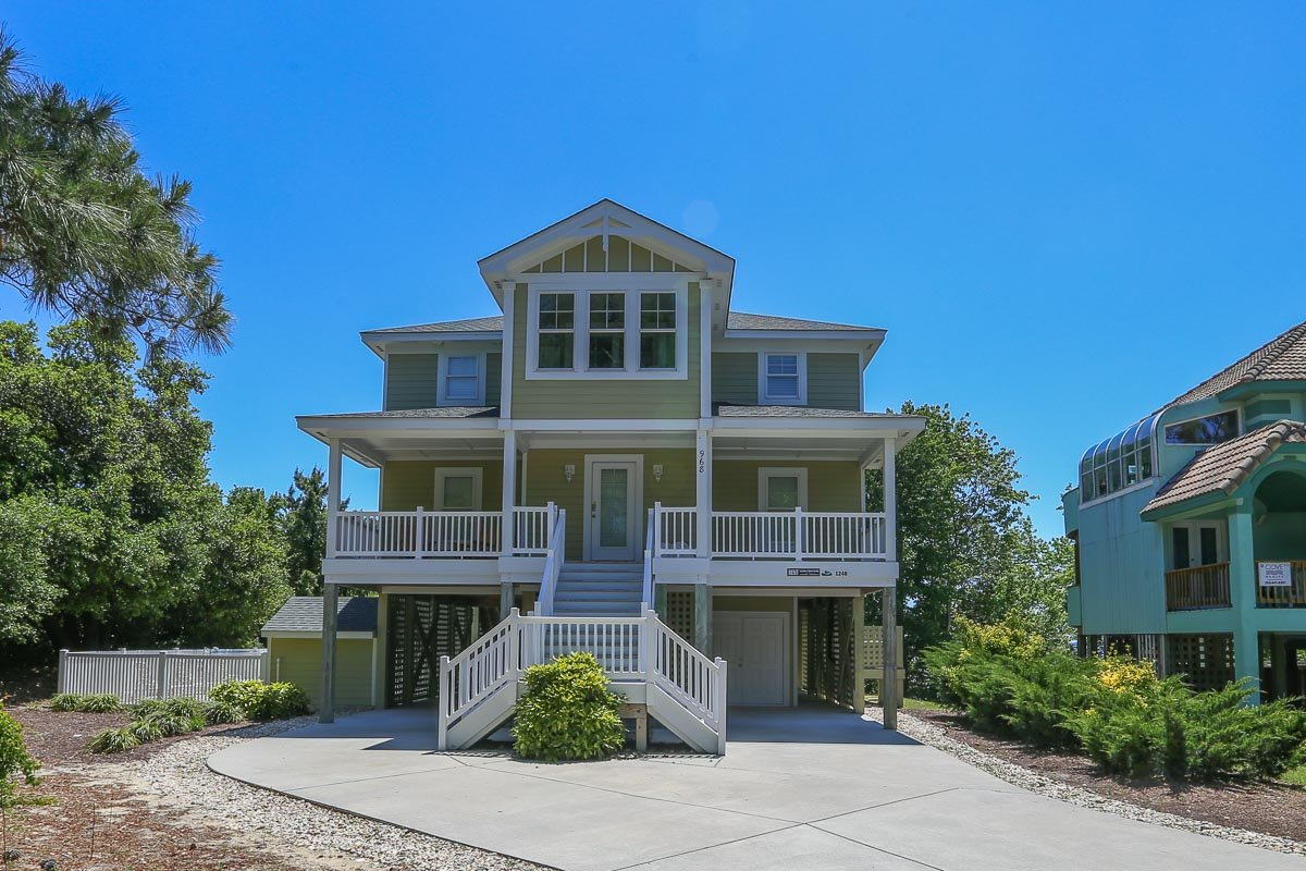 Outer Banks Vacation Rentals - 1248 - SOUND REFLECTIONS