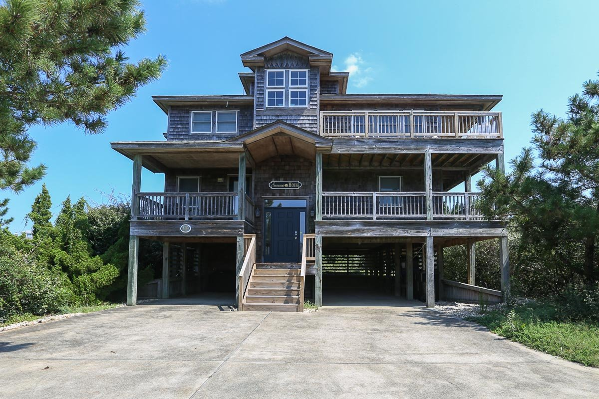 Outer Banks Vacation Rentals - 1129 - SUMMER HOUSE