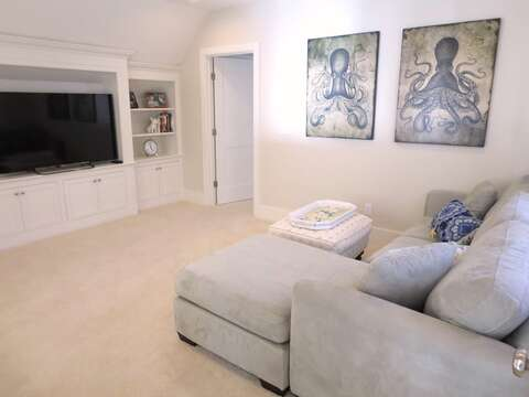 Large Flat screen Smart TV-161 Bay Lane Centerville Cape Cod - New England Vacation Rentals