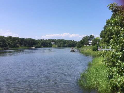 Explore the waterway just steps from your back door -161 Bay Lane Centerville Cape Cod - New England Vacation Rentals