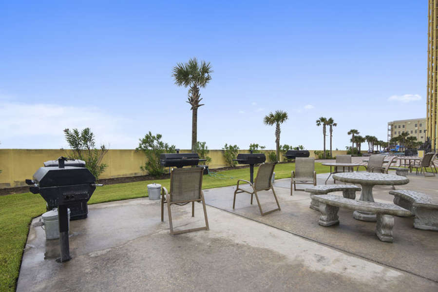 Grilling and Picnic Area