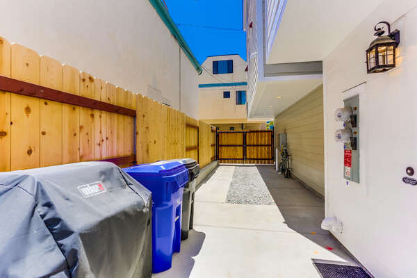 carport - 1 parking spot 9'8