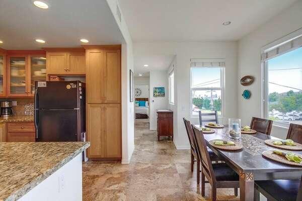 Dining & Kitchen - 2nd Floor