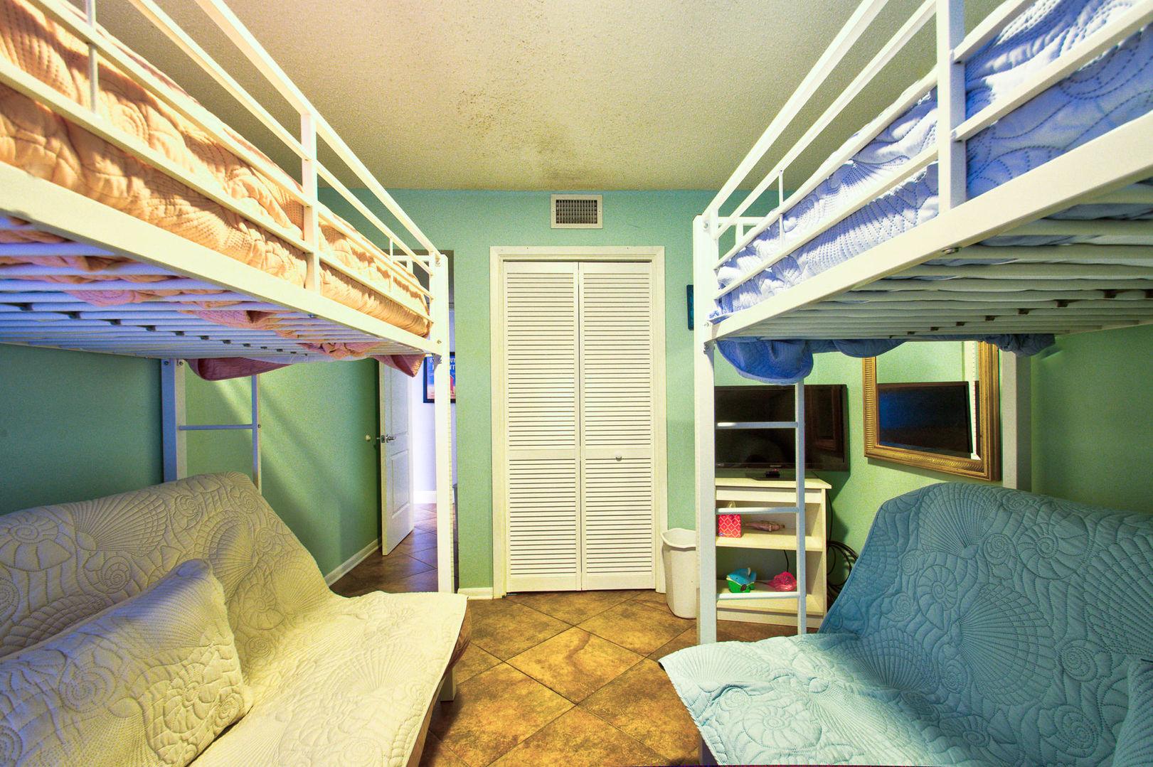Bedroom #2 Is Great for Kids