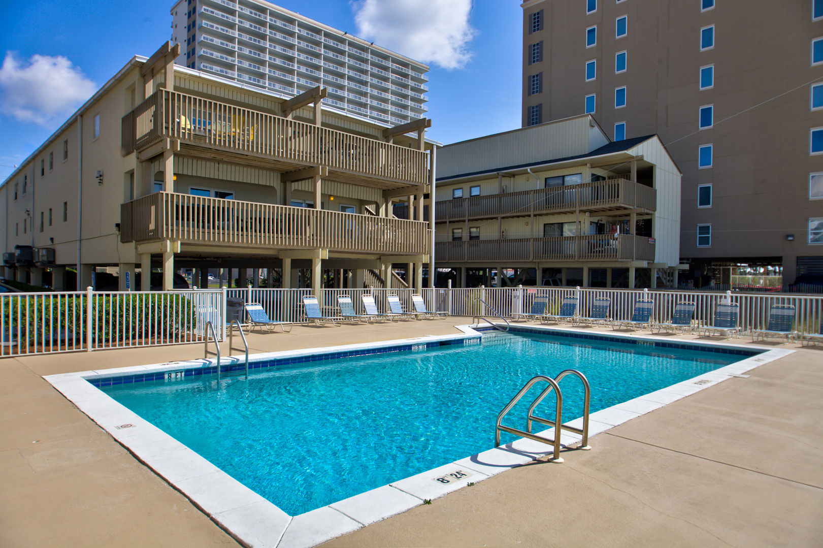 Guests Will Have Access to Two Pools