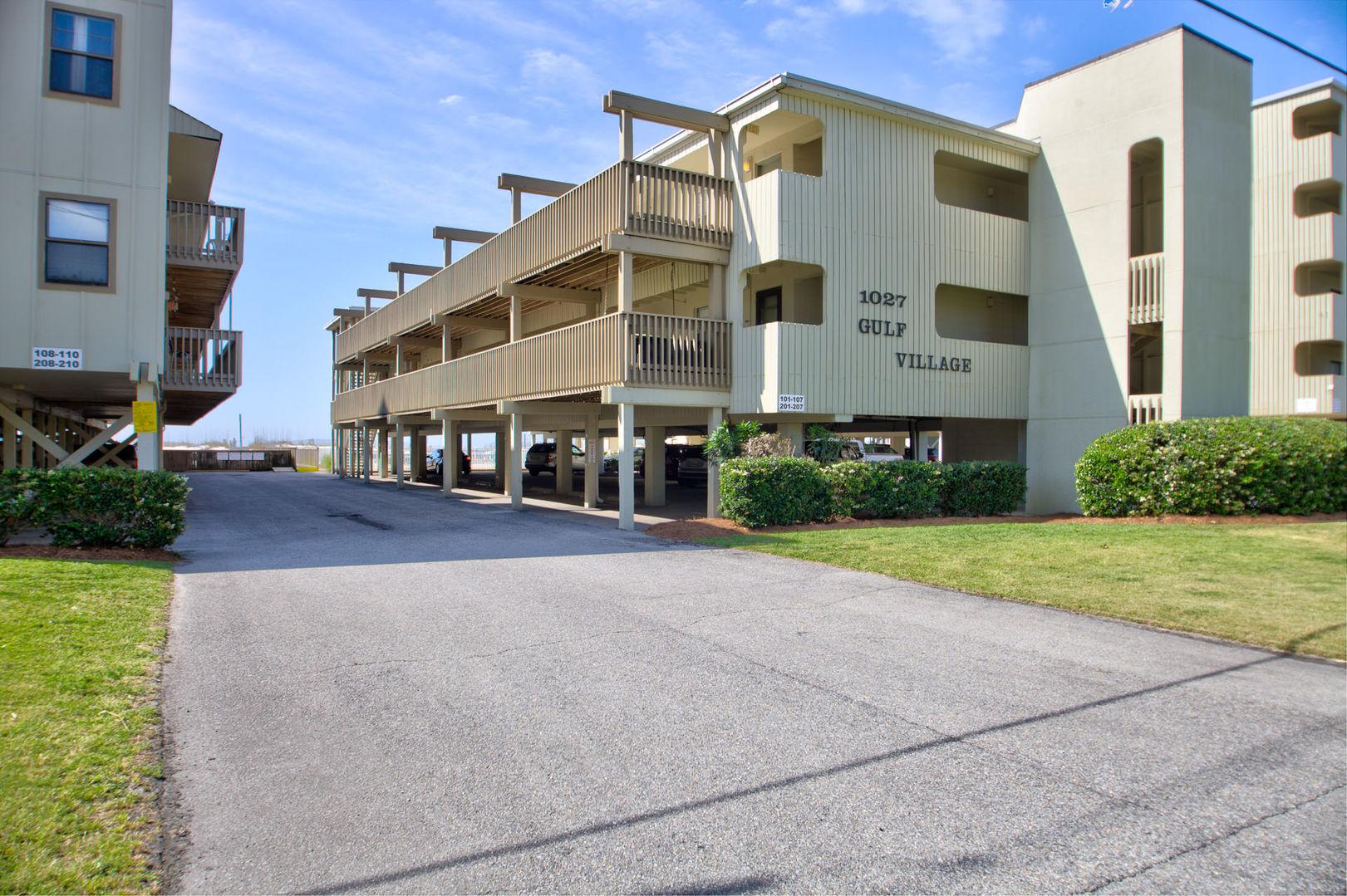 Gulf Village Condo Complex