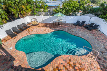 Fantastic Pool and Deck