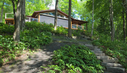 Cottage property, Three Mile Lake