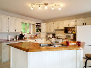 Fully Equipped Kitchen, Otter Lake