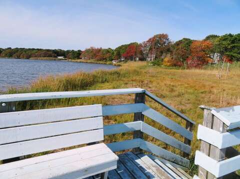 You can even bring your kayak or SUP and enjoy an adventure on the Pond! West Yarmouth Cape Cod - New England Vacation Rentals