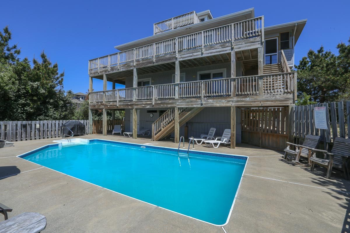 Outer Banks Vacation Rentals - 1303 - STORM WATCH