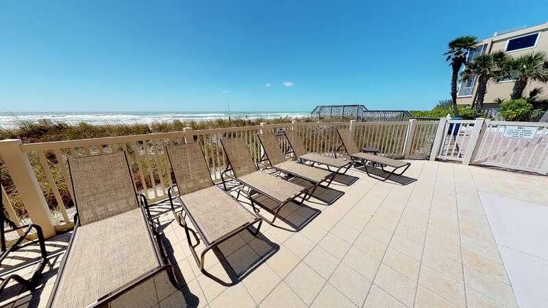 Beach Pool Loungers