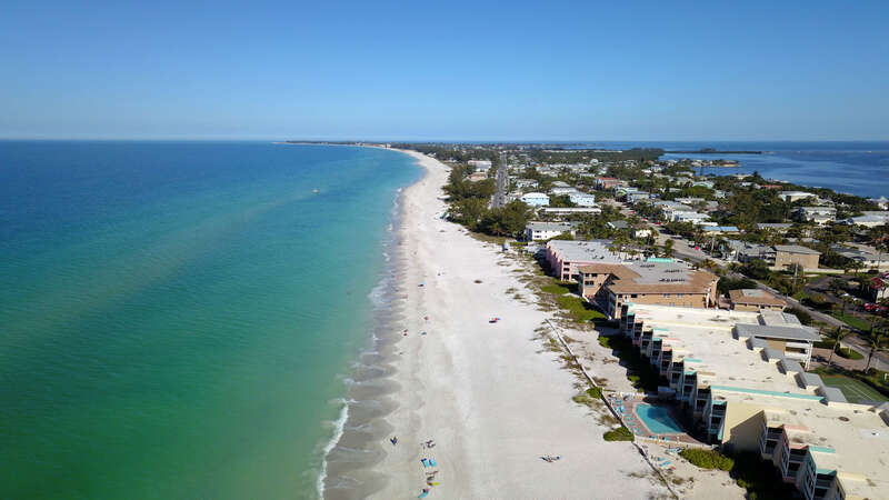 7 miles of award winning beach