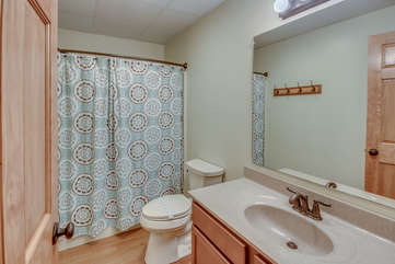 1st Floor Hall Bathroom