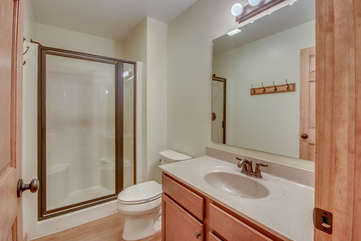 3rd Floor Hall Bathroom