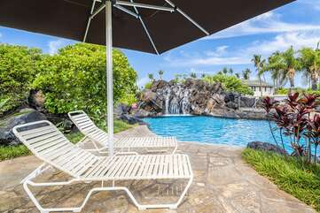 Mauna Lani Islands M3 Pool Area