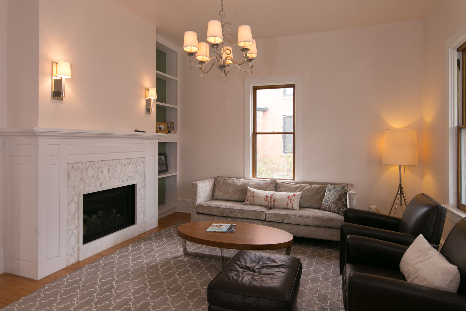 Formal living room as you come in the front door.