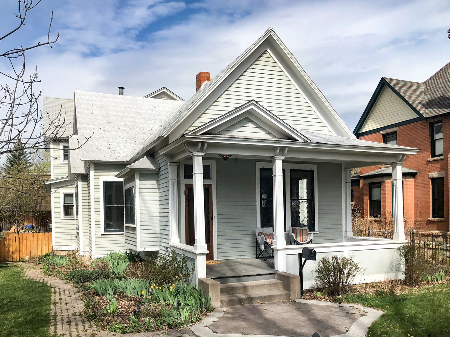 Historic Home located on Durango's beautiful 3rd Ave