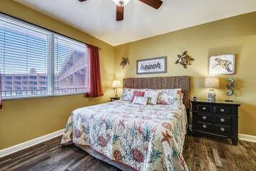 (King) Master bedroom