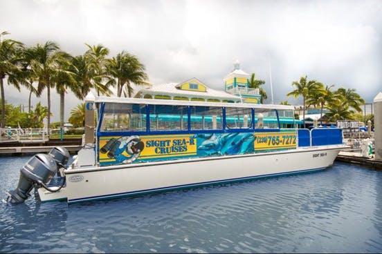 Sight Sea Cruises Boat