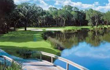 Seabrook Island has 2 golf courses-Ocean Winds and Crooked Oaks