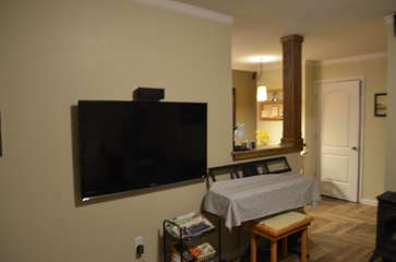 Downstairs Suite - Entertainment Room