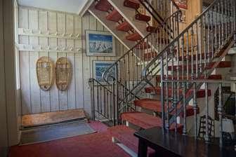 The Rustic Entryway