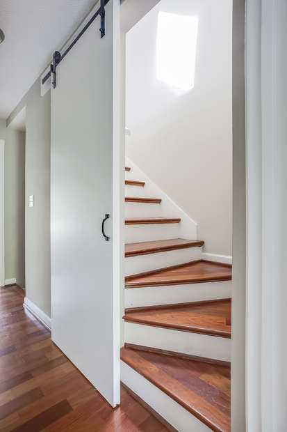 Upstairs staircase to Master bedroom