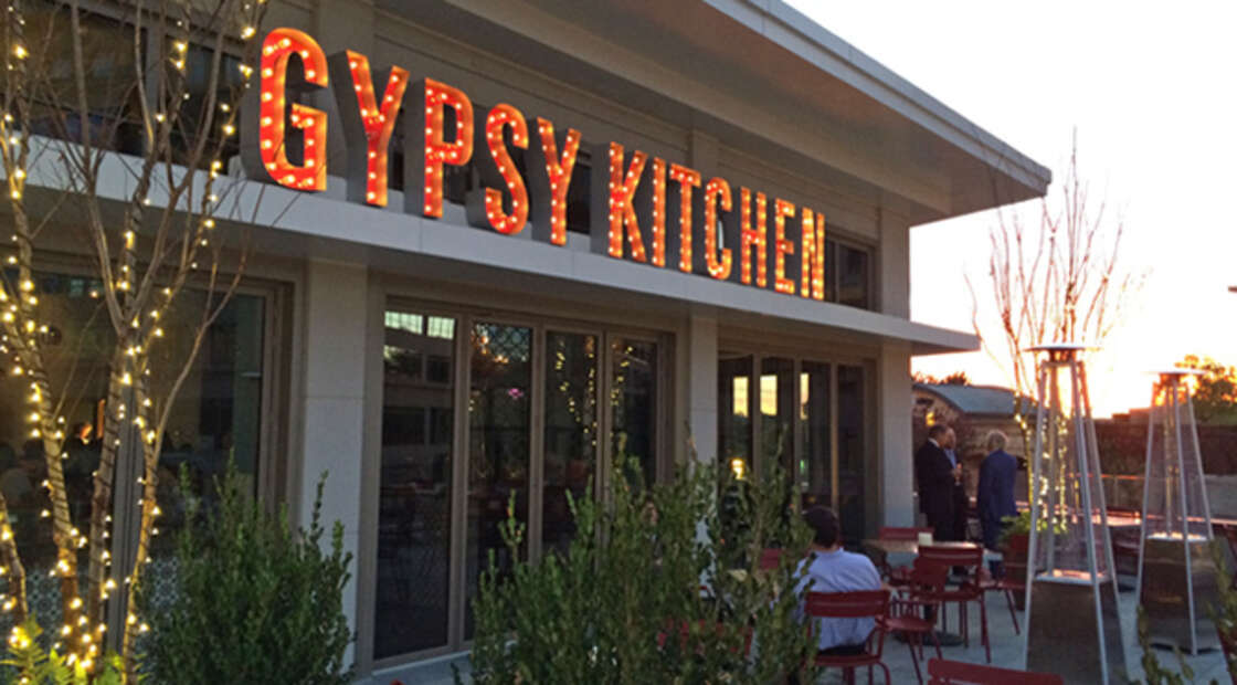 The Exterior of Gypsy Kitchen
