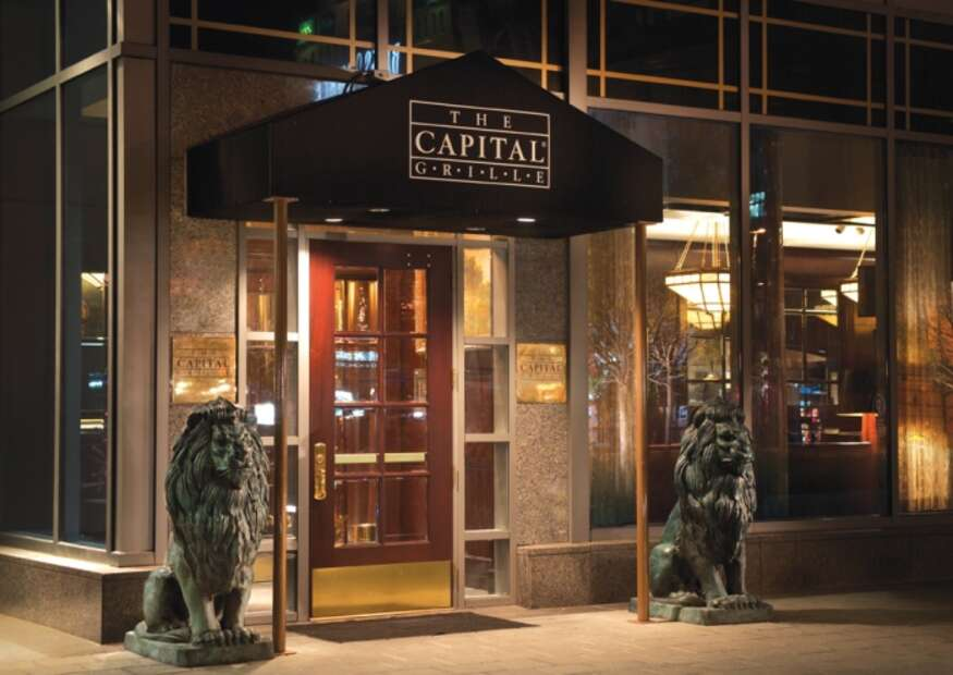 The Exterior of Capital Grill