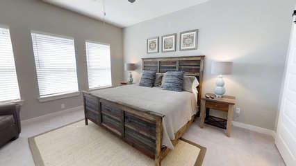 King Master Bedroom (3rd Floor)