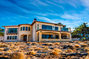Large Mediterranean contemporary Villa with Ocean View, Lighthouse View and Golf course view!