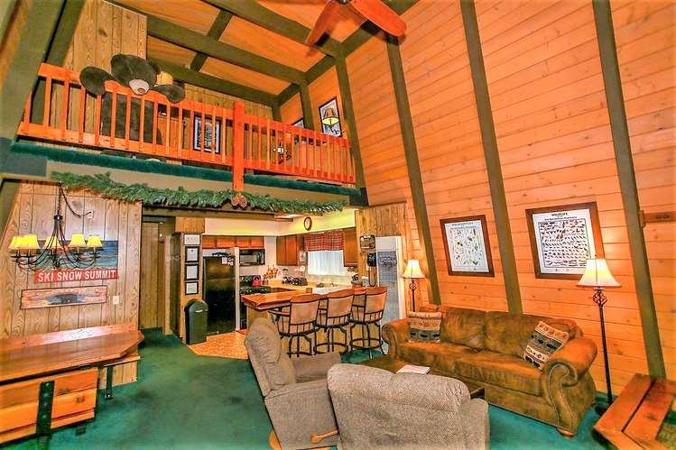 1781-Twin Pines Cabin