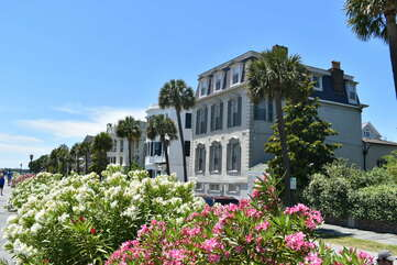 Charming Charleston is only a 35 minute drive away!